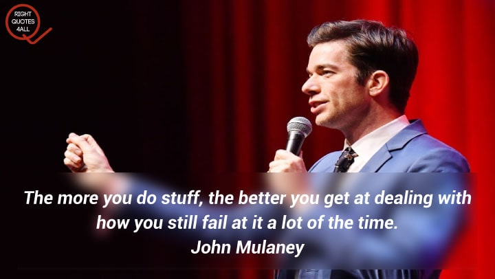 Best John Mulaney Quotes
