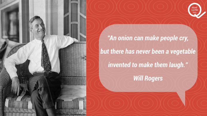 will rogers best quotes