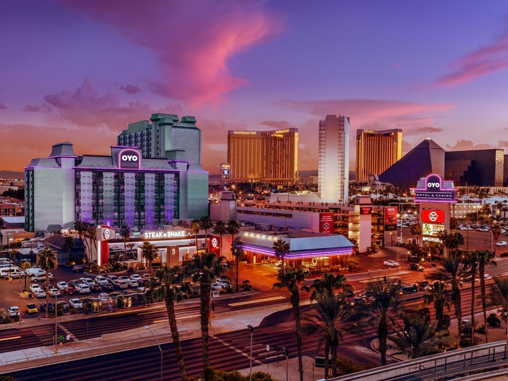 casino hotel in Las Vegas