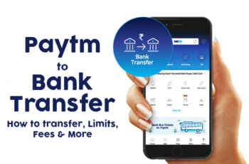How to transfer money from paytm to bank