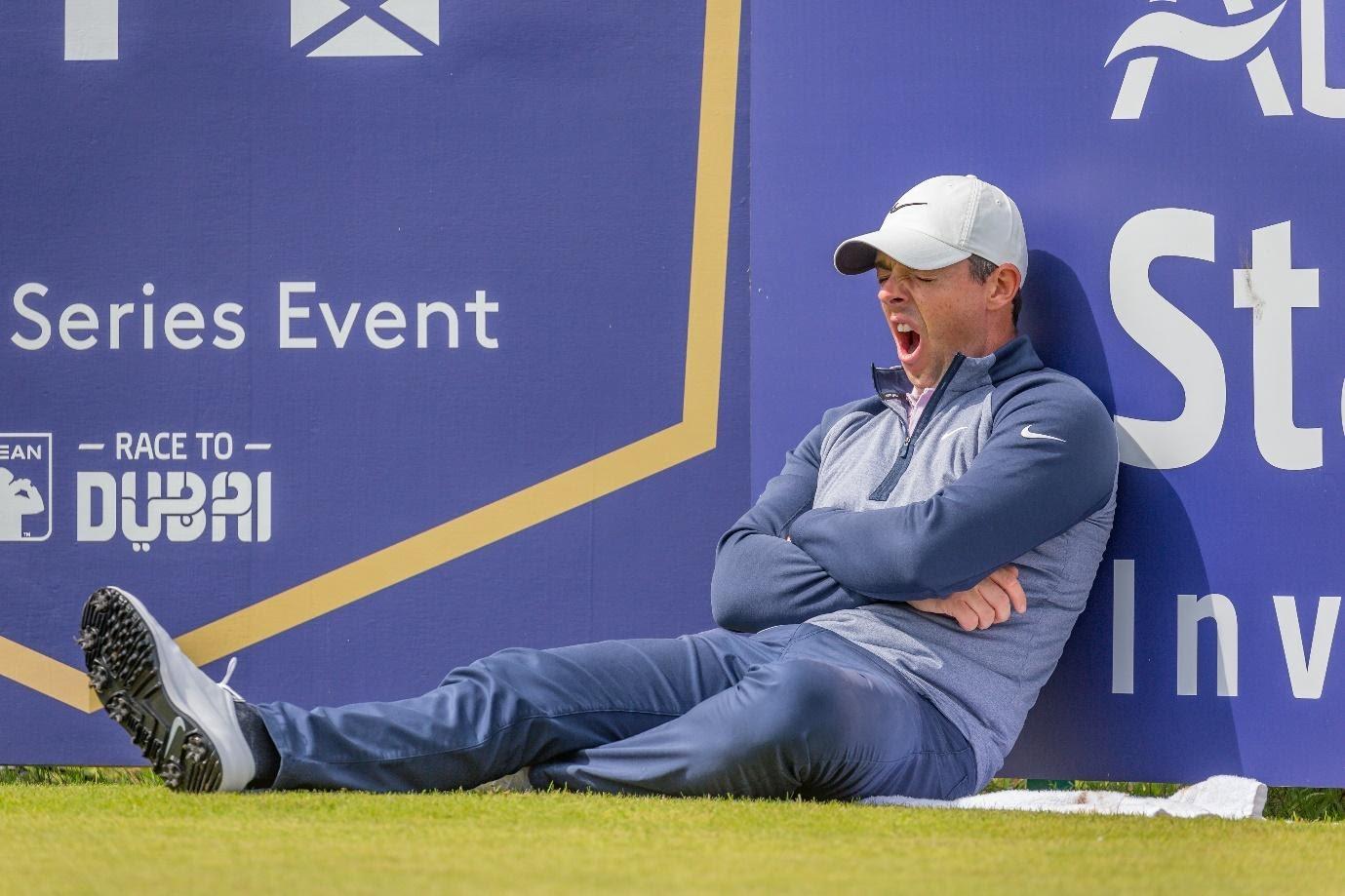 Rory McIlroy aware that he needs to wake up