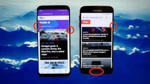 How to take Samsung screenshots?