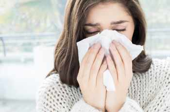 How to stop a runny nose?