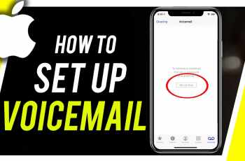 How to set up voicemail